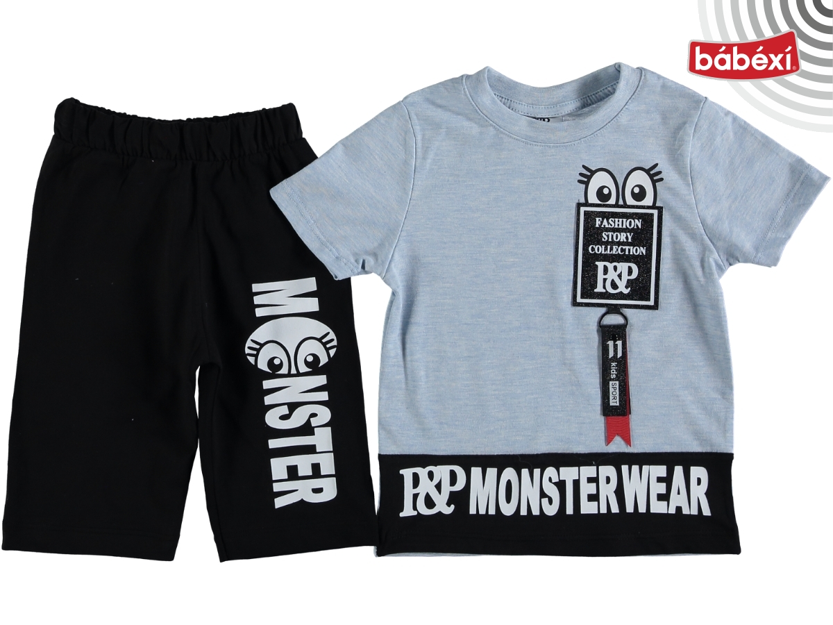 MONSTER WEAR TKM 2Y,3Y,4Y,5Y Erkek