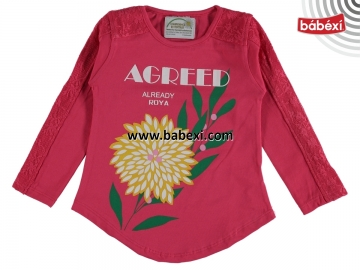BEBE SWEAT 1/4 YAŞ>
