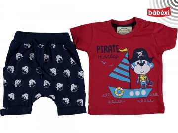 371-PIRATE MONKEY 9 Ay,12 Ay,18 Ay,2Y