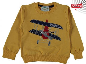 2 İP TEYYARE NAKIŞLI SWEAT>