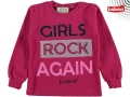 GİRLS ROCK AGAIN BASK. SWEAT